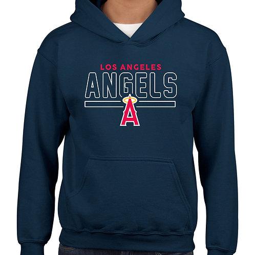 SUDADERA ANGELS DE LOS ANGELES MLB FRONTLINE