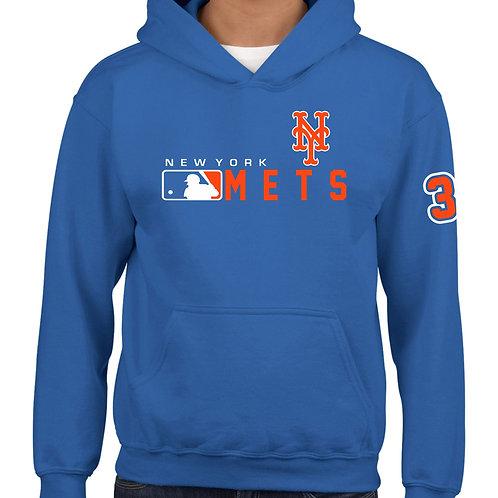 SUDADERA METS DE NEW YORK MLB DISTINCTION