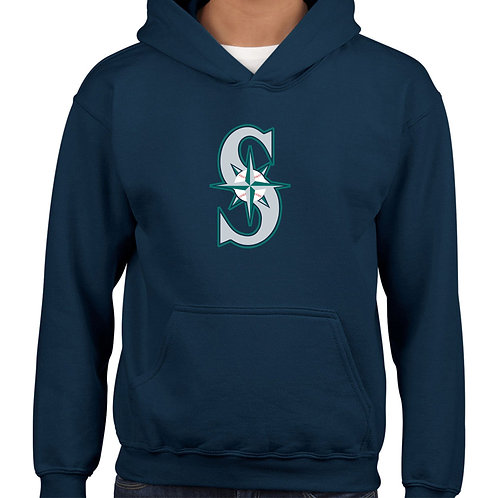 Sudadera MLB Big Logo Mariners de Seattle