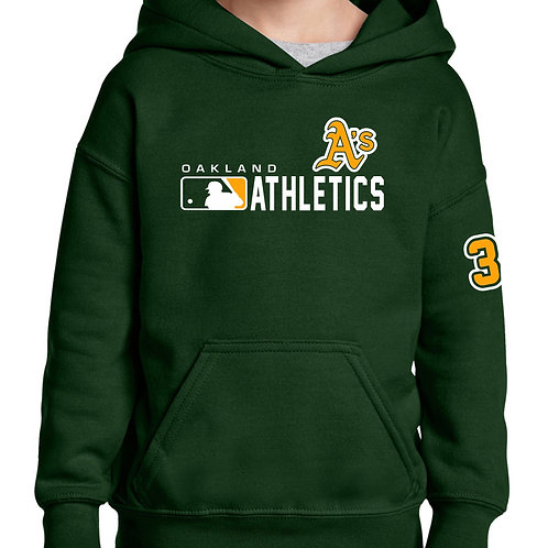 SUDADERA ATHLETICS DE OAKLAND MLB DISTINCTION