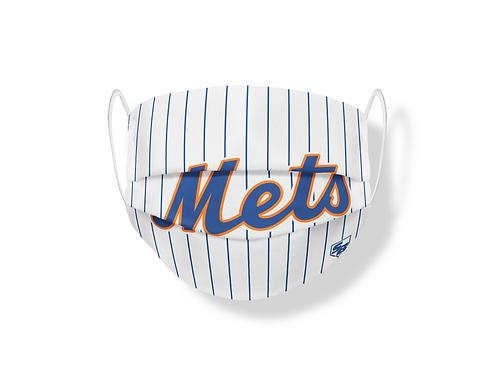 Cubrebocas Mets New York