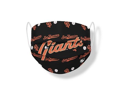 Cubrebocas San Francisco Giants