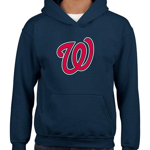 SUDADERA MLB BIG LOGO NATIONALS DE WASHINGTON