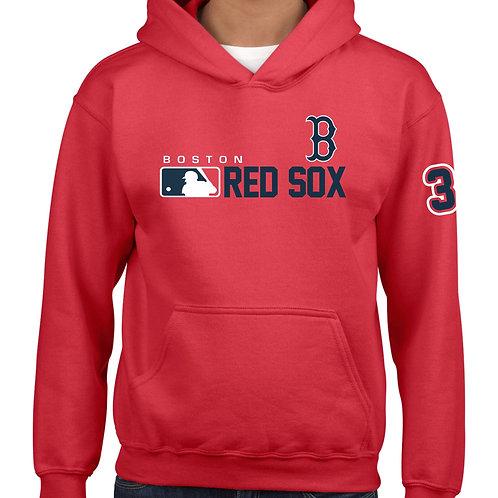 SUDADERA RED SOX BOSTON MLB DISTINCTION