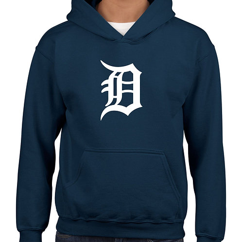SUDADERA MLB BIG LOGO TIGERS DE DETROIT