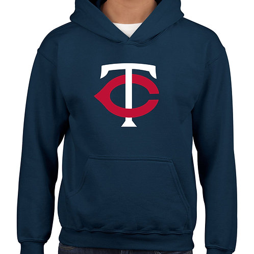 SUDADERA MLB BIG LOGO TWINS DE MINNESOTA