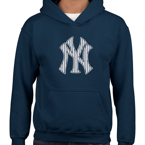 SUDADERA MLB BIG LOGO YANKESS DE NEW YORK