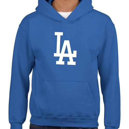 SUDADERA MLB BIG LOGO DODGERS DE LOS ANGELES