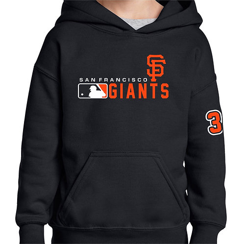 SUDADERA GIANTS DE SAN FRANCISCO MLB DISTINCTION