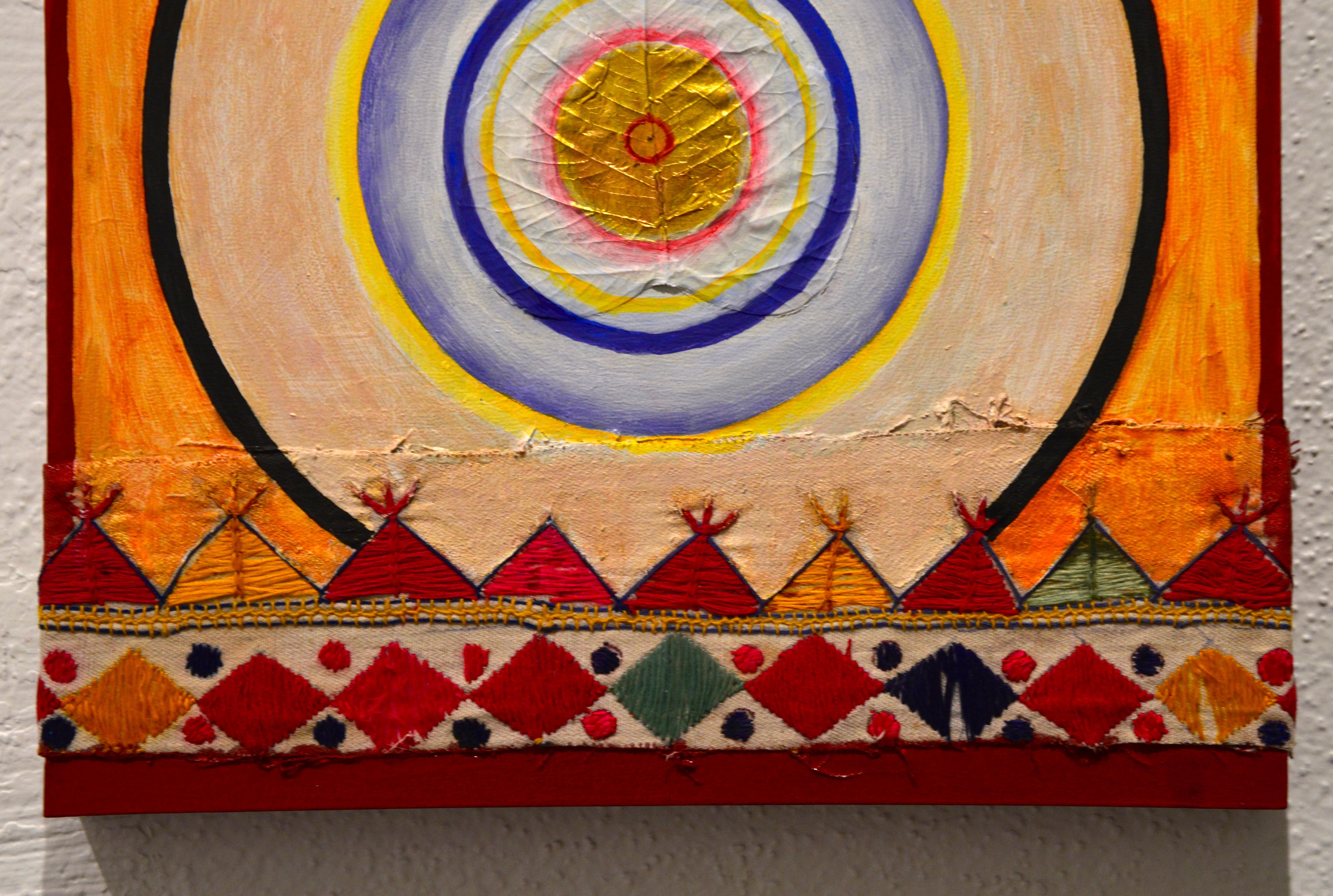 """""""Under the Bodhi Tree, Sunrise"""""""