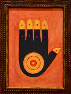 """Lotus Hand"""