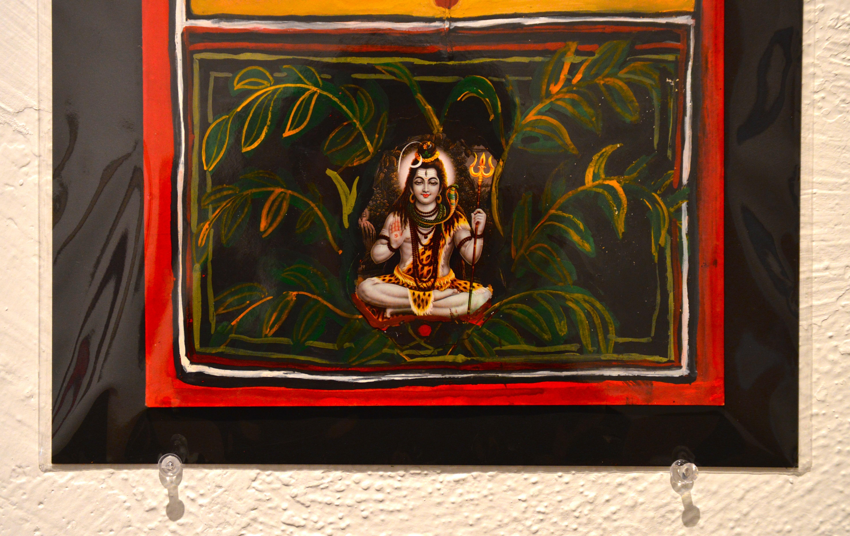 """Under the Bodhi Tree, Shiva"""