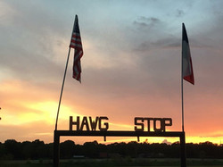 HawgStop Sunset