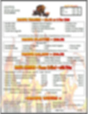 Hawg Stop Bar and Grill Food Menu.JPG