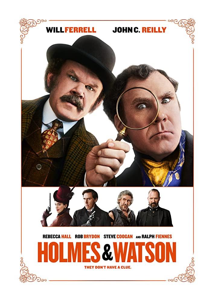 Holmes & Watson (2018