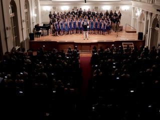 Pjevački studio Mozartine obilježio prvi dio obljetničke godine s punim koncertima u Hrvatskom glazb