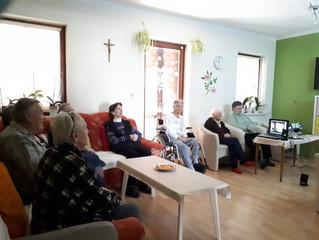 Novogodišnja radionica za korisnike Doma Sv. Kamilo de Lellis u Vrbovcu