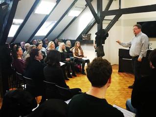 Vikend seminar za voditelje dječjih zborova u Pjevačkom studijuMozartine u Zagrebu!
