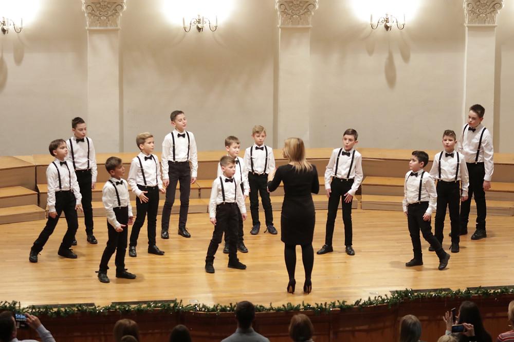 Zbor dječaka BoysVoice