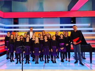 """Dječji zborovi Schubertine i Papandopuline najavili obljetnički koncert u """"Dobro jutro, Hrvatsk"""