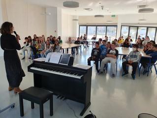 Glazbeni seminar na otoku Krku!