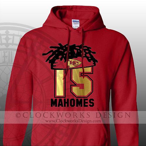 Mahomes Hair Shirt,Patrick Mahomes,Kansas City Chiefs, KC Chiefs Footbal