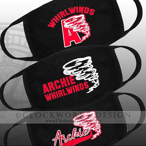 Archie Whirlwind Masks