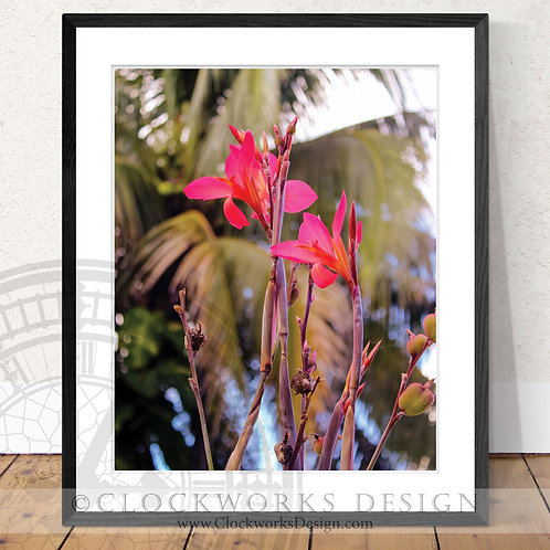 Tropical Floral Paradise | Photography,mexican,-beach,print,photo,home decor