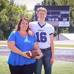 #16 Mom & Son Football 2021