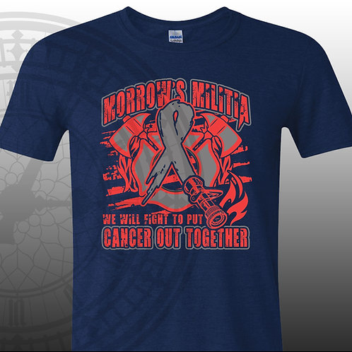 Morrow's Militia...We will put out Cancer Together