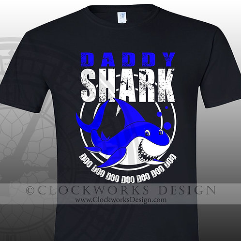 Daddy shark,family shirts,baby shark doo doo doo,shirt,shirts with sayings,funny