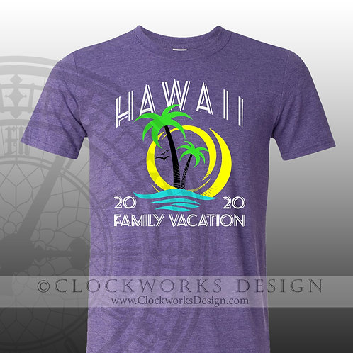 Vacation, Hawaii, Trip,shirt,shirts with sayings,cruise ship,ocean,vacation