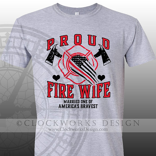 Fire Fighter Wife Life,one of americas bravest,shirts with sayings,shirt