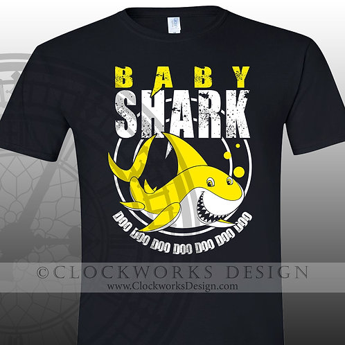 Baby shark,family shirts,baby shark doo doo doo,shirt,shirts with sayings,funny