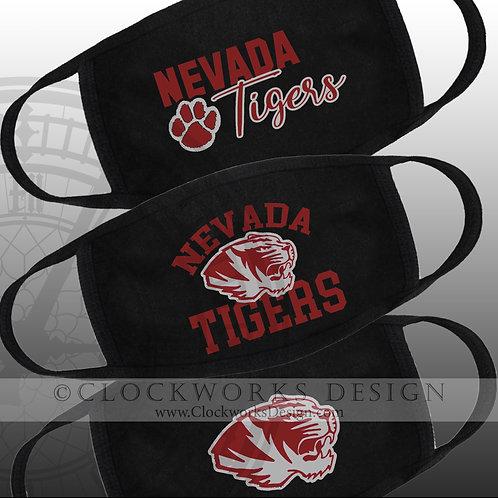 Nevada Tigers Masks