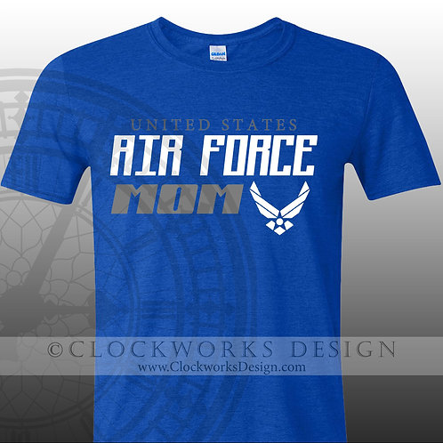 Air Force Personalized Shirts.family shirt,military shirts,united states,armed f