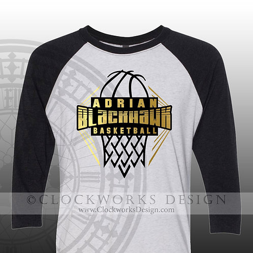 Basketball,Adrian Blackhawk Shirt,shirt for her,shirts for him,basketball tee
