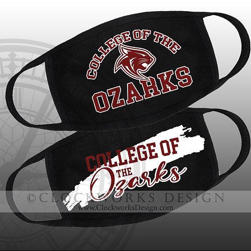 College of the Ozarks Masks