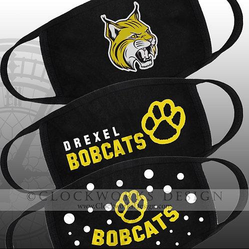 BOOSTER CLUB FUNDRAISER :  Drexel Bobcat Masks