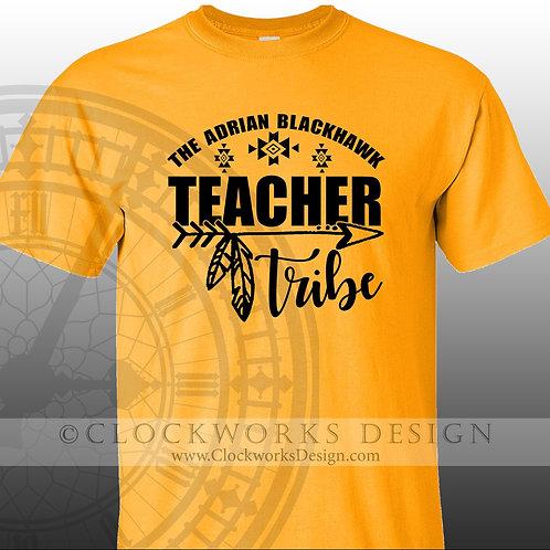Teacher Tribe, Personalized,,womens mens shirt, shirt, shirt with sayings