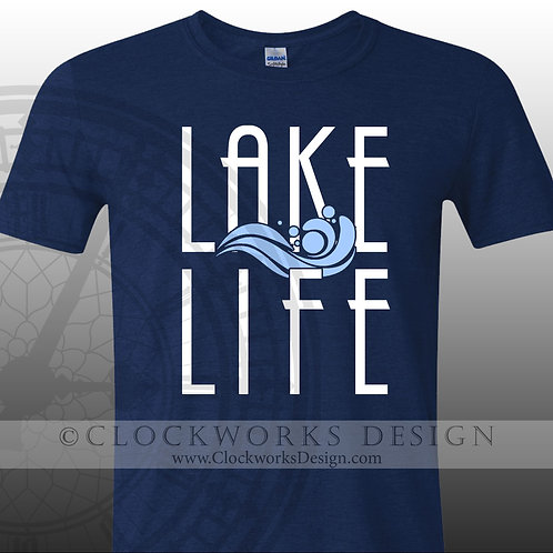 Lake Life,shirts,shirts-with-sayings,lake,ocean,party,relax,shirts for-women