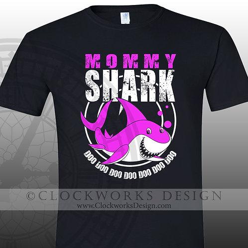 Baby shark,daddy shark,mommy shark,shark family shirts,shirt for dad,shirts