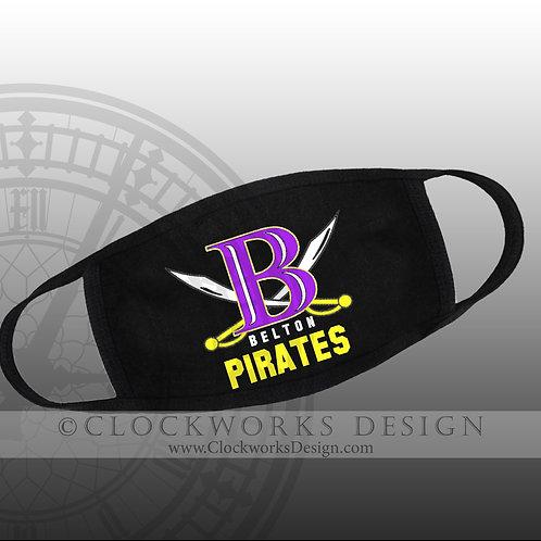 Belton Pirate Masks
