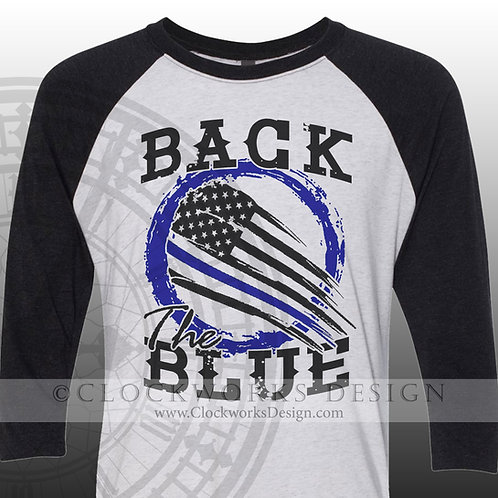 Back the Blue,police,service,family police shirt,shirts with sayings,shirt
