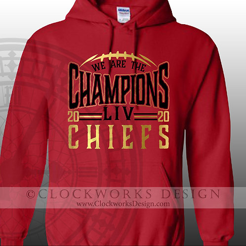 We are the Champions,Chiefs,Kansas City,football