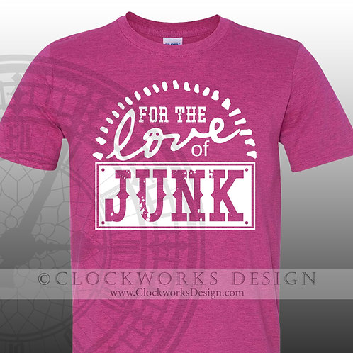 For-the-Love-of-Junk,shirt,shirts-with-sayings,junk,vintage,garage-sale,junkin,p