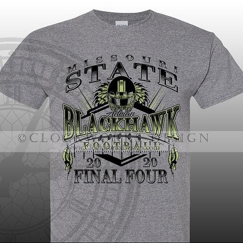 Missouri State Final Four Adrian Blackhawk Football