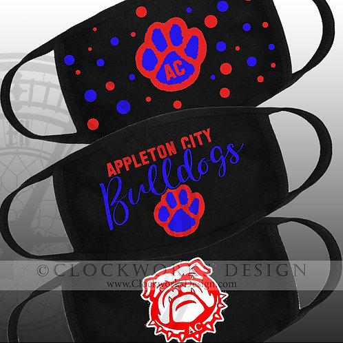 Appleton City Bulldog Masks