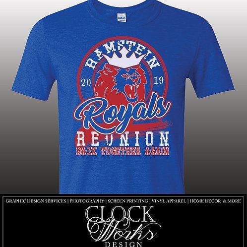 RAMSTEIN Royals Reunion Shirt