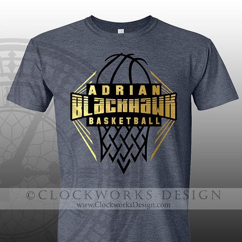 Basketball,Adrian Blackhawk Shirt,shirt for her,shirts for him,basketball tee